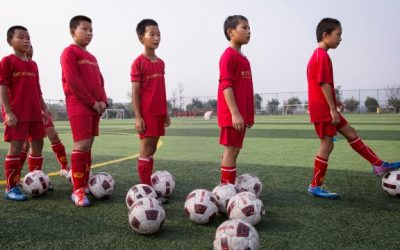 Voetbal in China