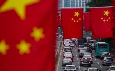 Zelfrijdende auto's in China